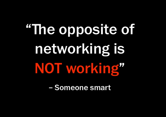 8 Steps To Successful Business Networking