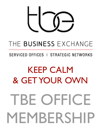 keep calm and get your own tbe office membership