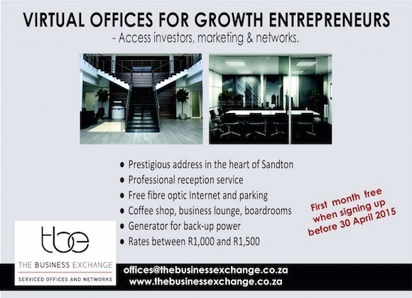 virtual offices in sandton offer