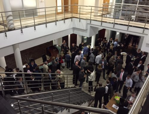The Business Exchange Hosts It's Networking Event