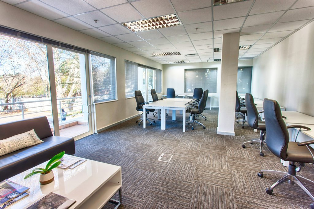 office space in sandton