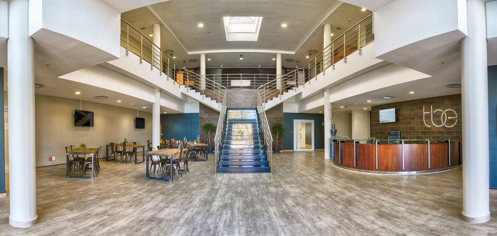 andton Serviced Offices In Sandton Shared Office Space Flexible Office Space Enterance Final Brown