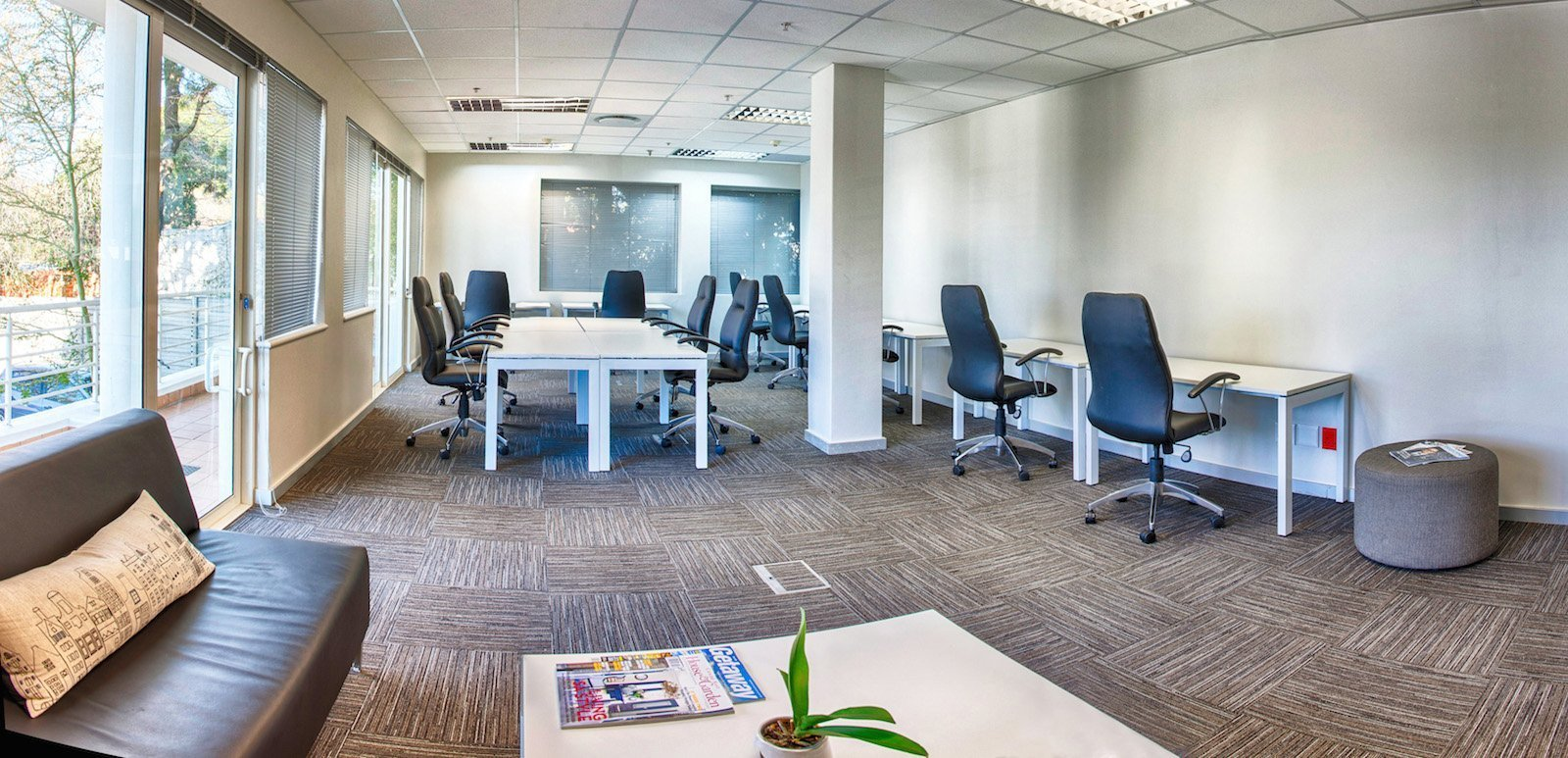 Jersey City Coworking Space