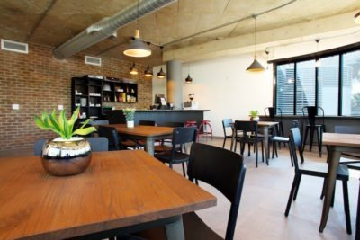 Office Space at The business exchange Rosebank Canteen