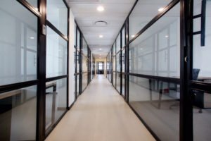 Office Space at The business exchange Rosebank corridor
