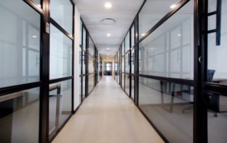 Office Space at The business exchange Rosebank corridor