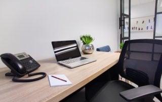 Office Space at The business exchange Rosebank desk