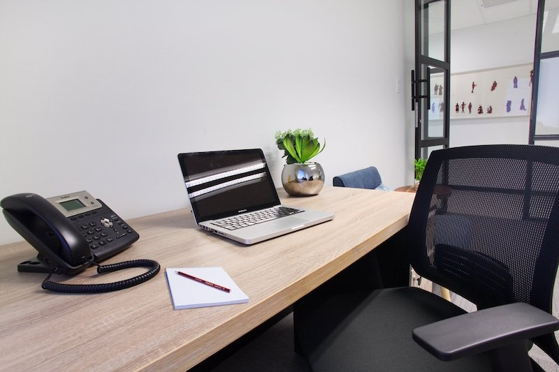 Office Space at The business exchange Rosebank desk