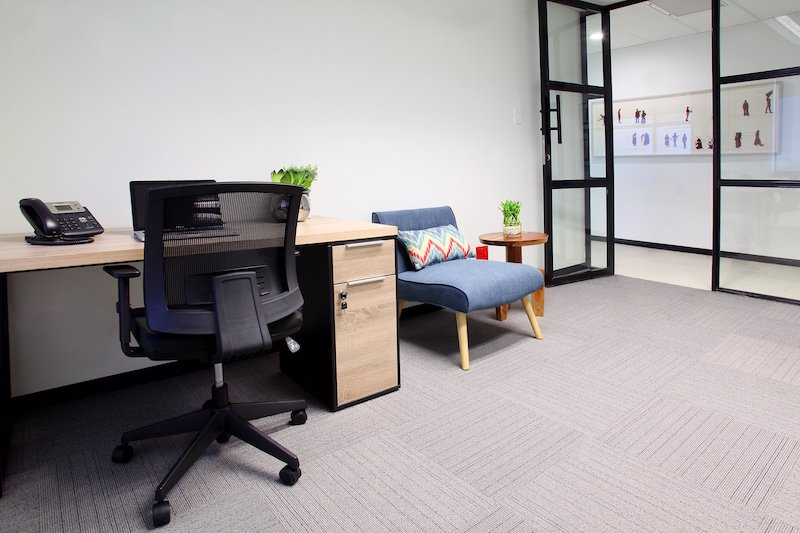 Office Space at The business exchange Rosebank office