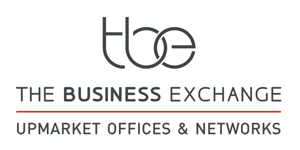 the business exchange logo 650