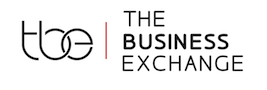 The Business Exchange Sticky Logo Retina