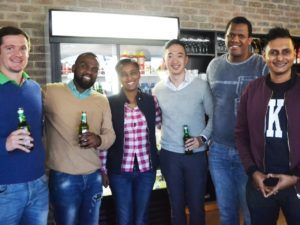 TENANTS COLLABORATING AT ROSEBANK the business exchange