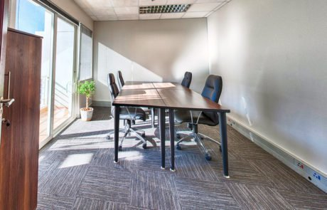The Business Exchange Serviced Office space to rent in morningside johannesburg