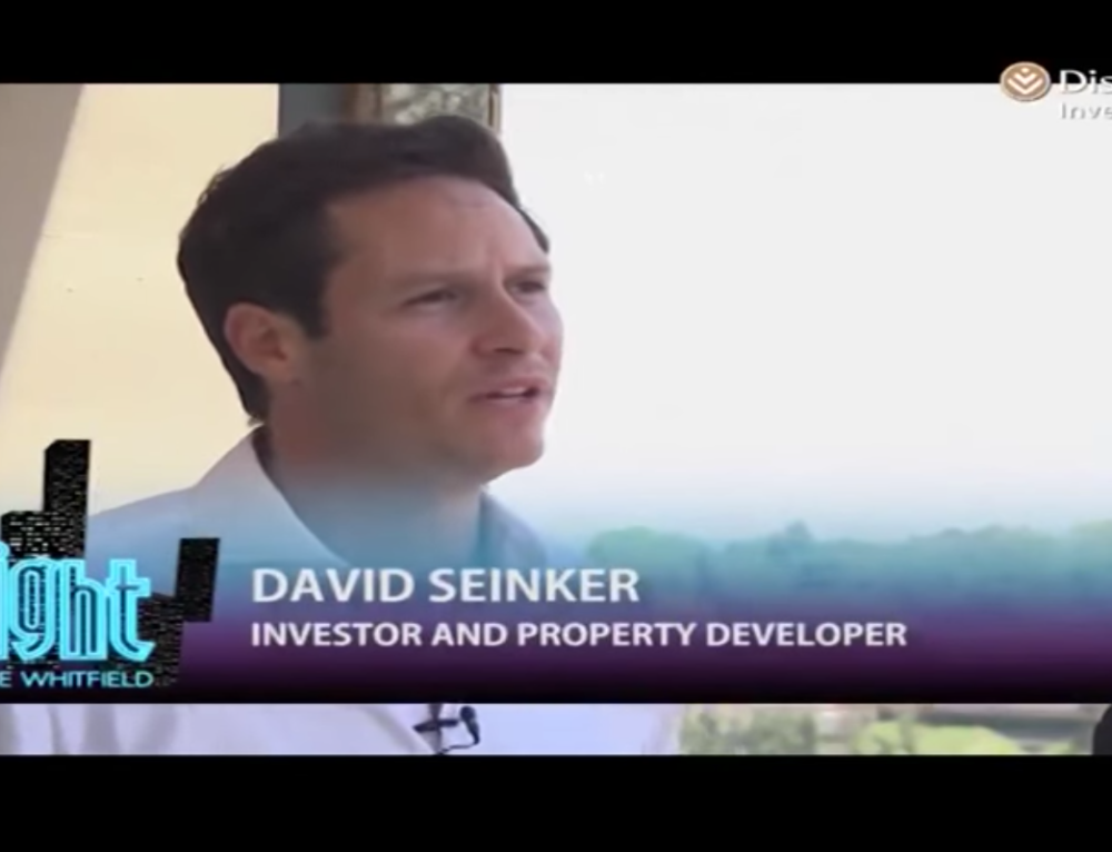 David Seinker & Craig Hean on the Tonight Show with Bruce Whitfield – View This Interview