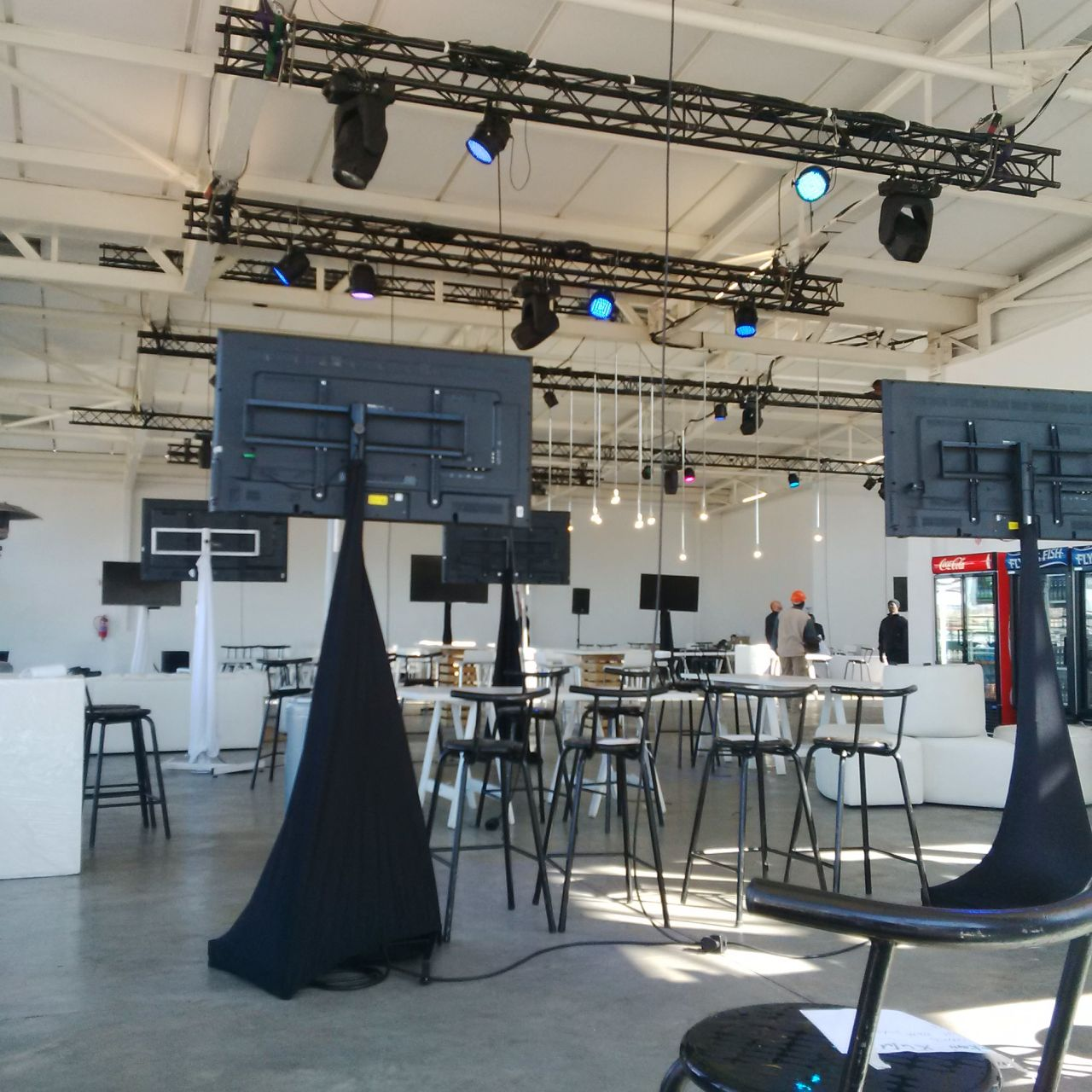 events space at the business exchange business centre