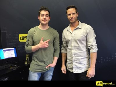 Kellman with David Seinker on the Cliff Central Show - The Business Exchange