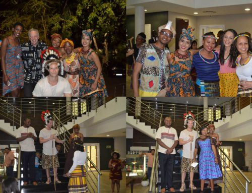 Youth Centre Partners with The Business Exchange on Heritage Day
