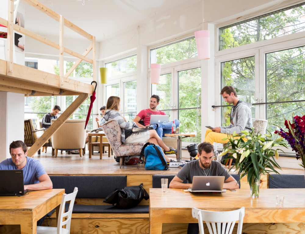 Why Is Co-Working Office Space Becoming More Desirable?