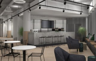 The Business Exchange Rosebank Gautrain Events Bar