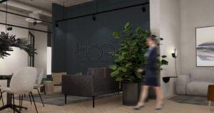 The Business Exchange Rosebank Gautrain Welcome Lounge
