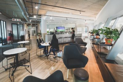 The Business Exchange Office Space Rosebank - Events Space