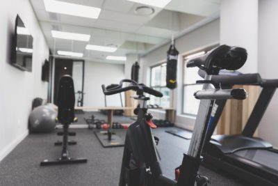 The Business Exchange Office Space Rosebank - Gym