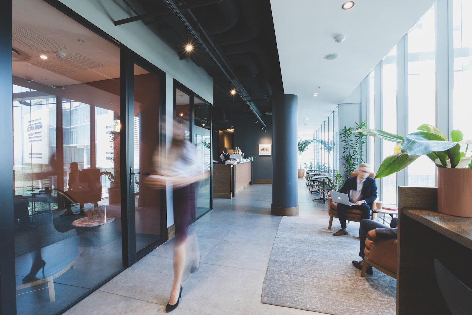 coworking office space to rent - the business exchange office space 1