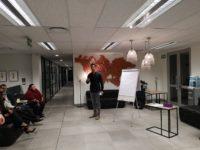 Intro Event 7 June - TBE Rosebank Central