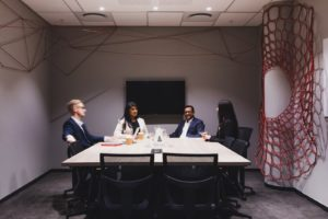 coworking space co working office space - the business exchange 1