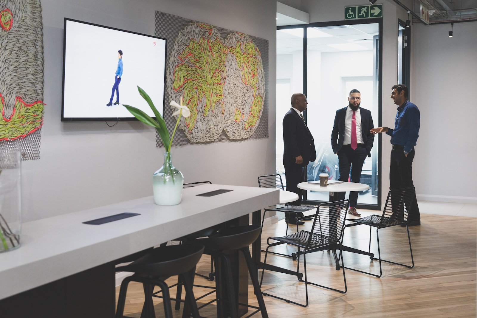 coworking space co working office space - the business exchange 2