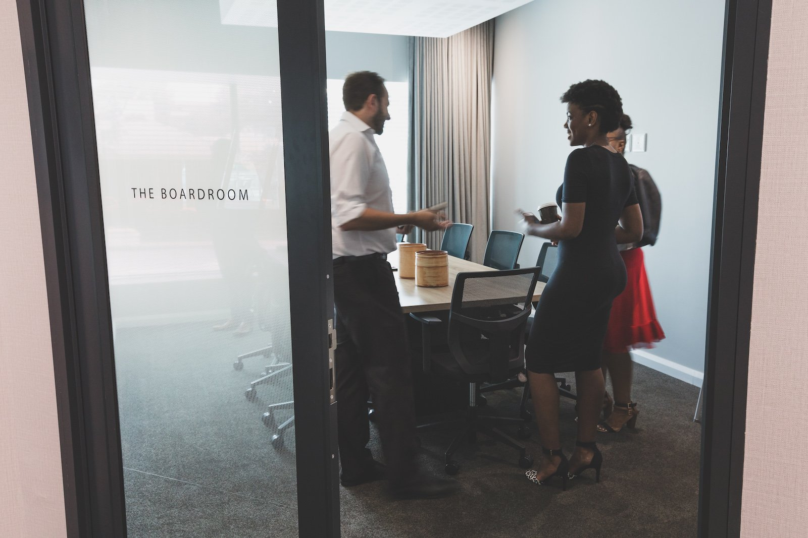 coworking space co working office space - the business exchange 3