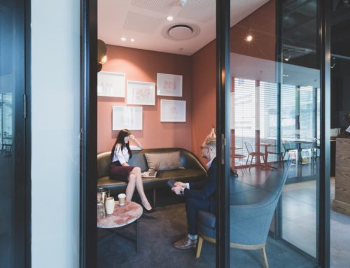 A Smarter Way To Use Satellite Office Space