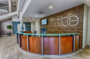 office space to rent in rivonia morningside - tbe reception