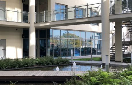 coworking space - office space to rent in rosebank at the business exchange 2