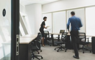 coworking space - shared office space to rent in rosebank cbd at the business exchange