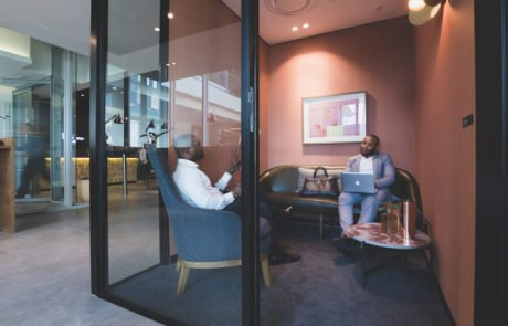 meeting room - office space - Whiskey room Sandton