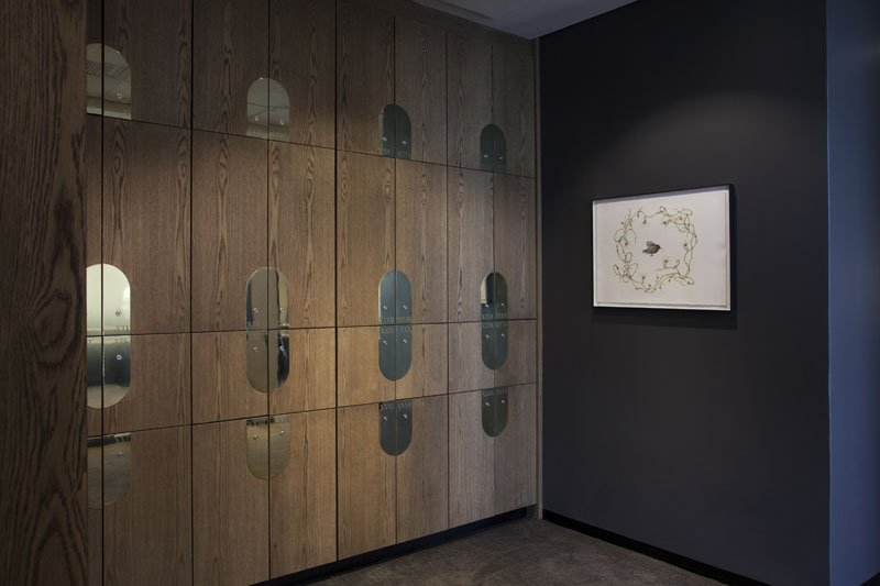 TBE Office Space To Rent Sandton Lockers