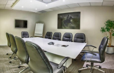 office space to rent in Morningside boardroom