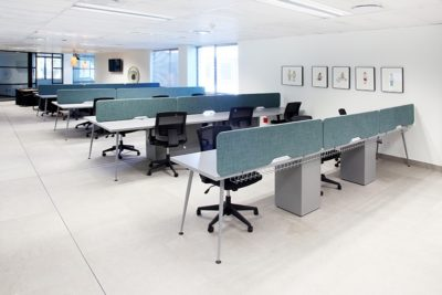 Shared office space to rent