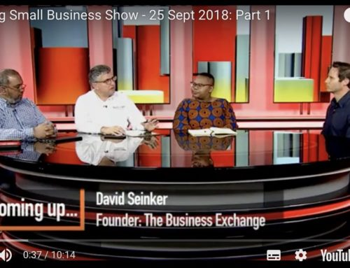 TBE Interview on the Big Small Business Show