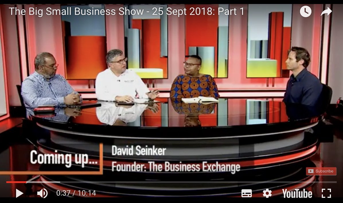 The Big Small Business Show