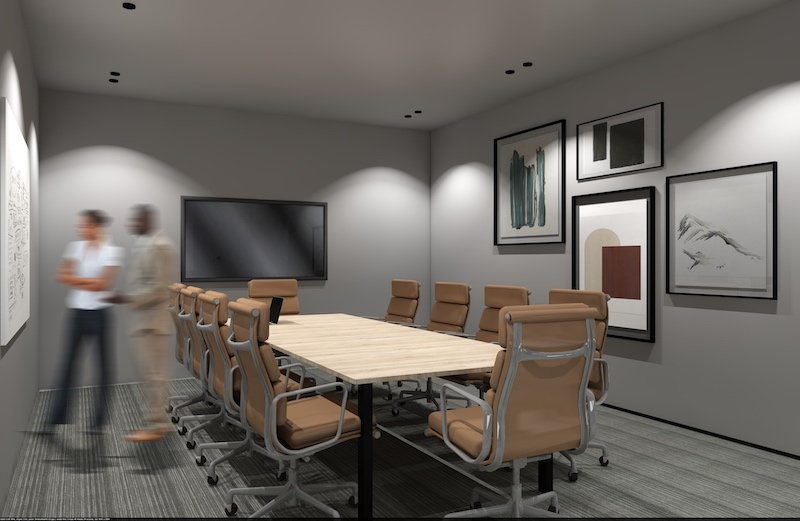 Boardroom & Meeting Room For Hire at The business exchange