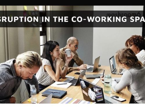 Top 500 Publication article about how the Coworking Space model disrupts traditional office rentals