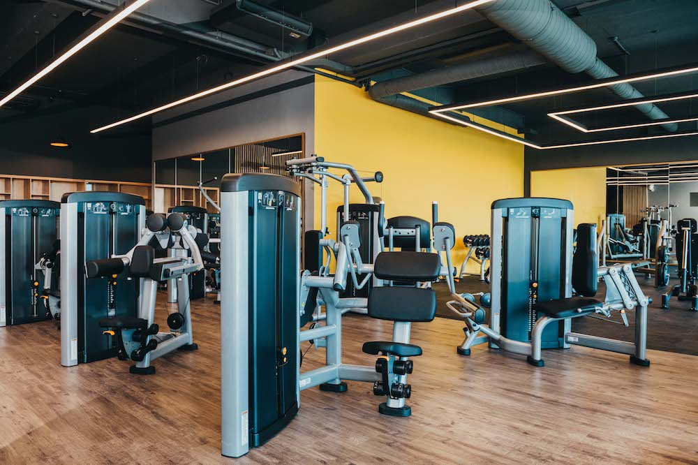Gym - The Business Exchange Mauritius