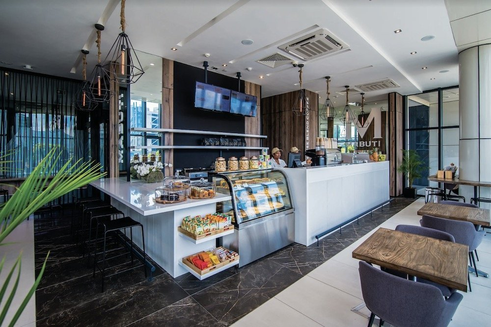 Mabuti Lounge - Resturant Cafe - The Business Exchange Mauritius