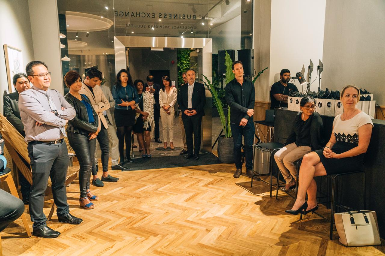 Office Space - Opening Event at Mauritius TBE 3