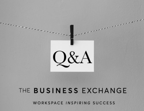 The Business Exchange Q&A