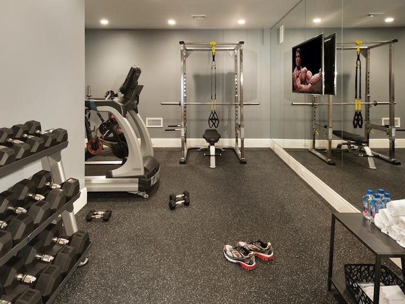 The Business Exchange Morningside Gym - Best Office Space To Rent
