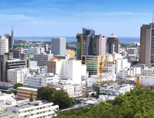 David Seinker, CEO of The Business Exchange, discusses the evolution of Mauritius.