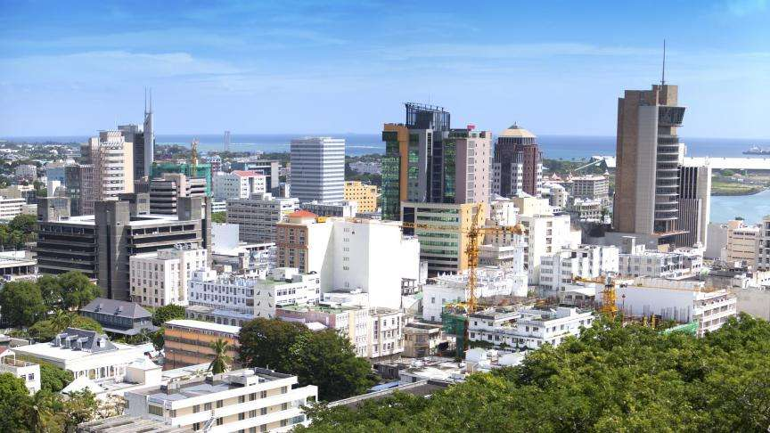 mauritius office space - tbe africa